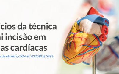Mini incisão em cirurgias cardíacas: benefícios e aplicações