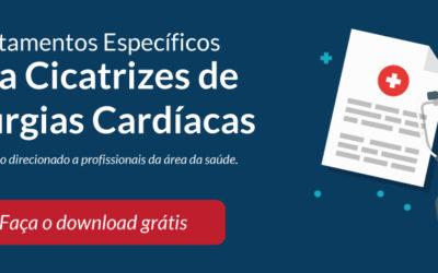E-book:Tratamentos para Cicatrizes de Cirurgias Cardíacas